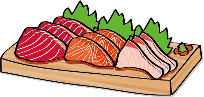 Sashimi 3 sashimi