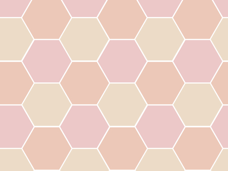 Honeycomb (warm color system)