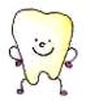 Ha ha tooth ~ ☆