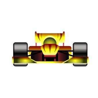 Front of Formula Car (2)