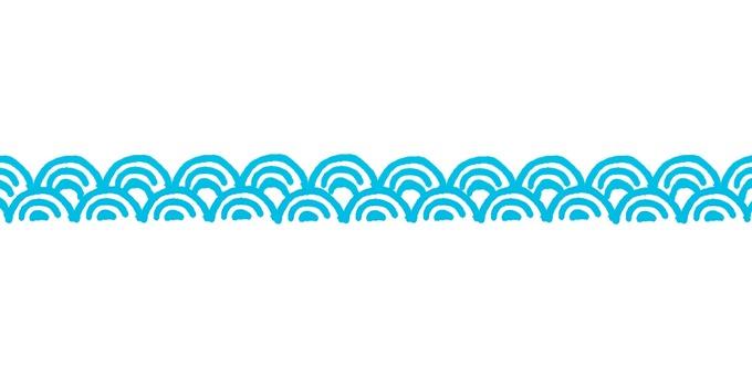 Dividing line (Qinghai wave 2)