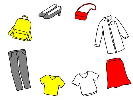 Women's fashion (simple)