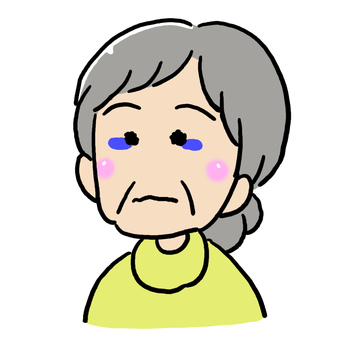 Grandma's tears