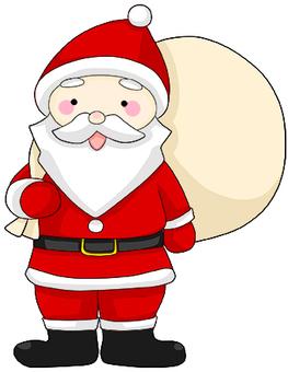 Santa Claus (front)