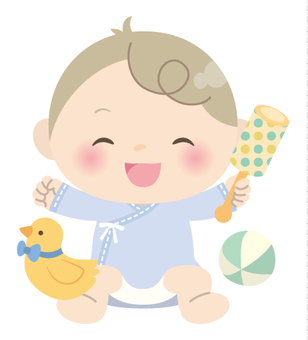 Baby (man) * 1 to 6 months 07