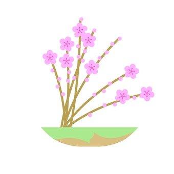 복숭아 꽃 4