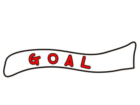 Goal tape
