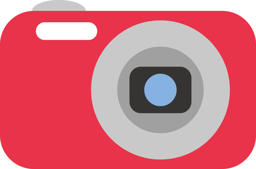 Simple digital camera