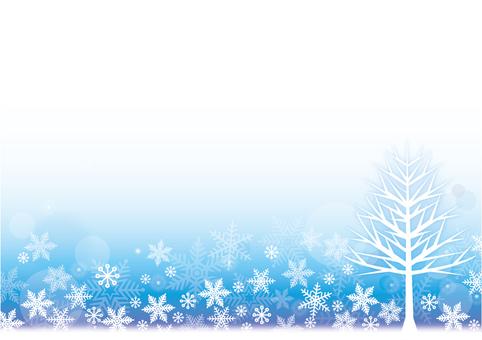 겨울 카드