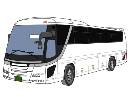 대형 버스