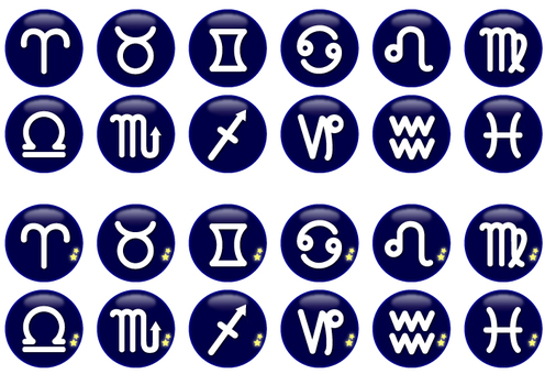 Constellation mark icon
