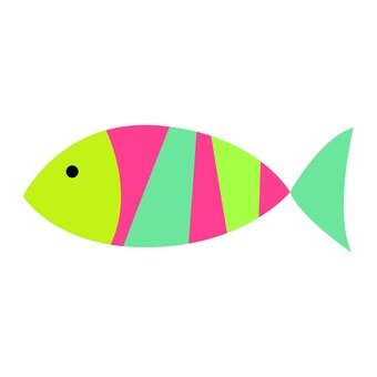 Colorful fish 1