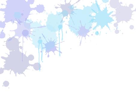 Background Paint Blue series