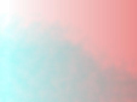 하늘색 배경 7