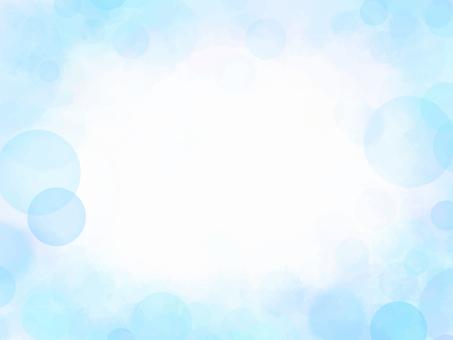 Fantastic soap frame (blue)