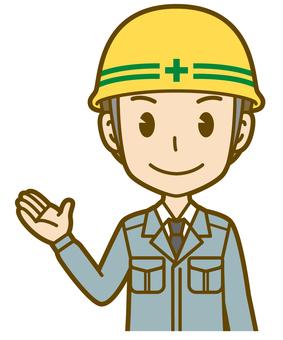 Male (worker): D_Information 01BS