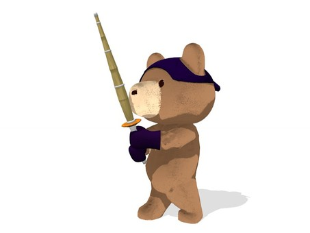 Teddy bear · Kendo