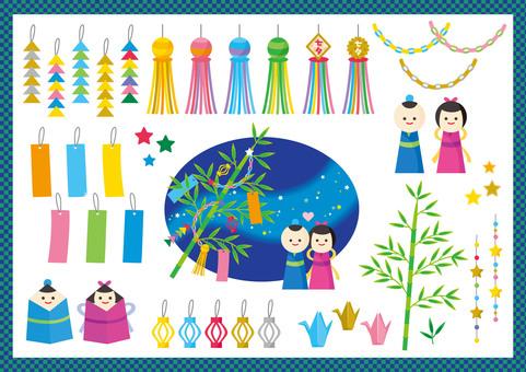 Icon Tanabata
