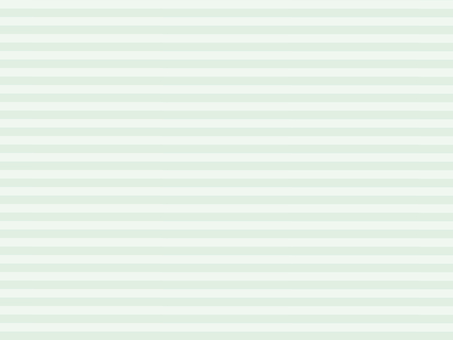 Gentle borders · horizontal stripes · yellow green