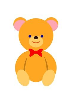 Bear (Yellow)
