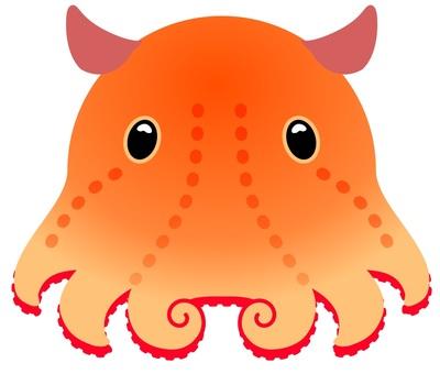 Deep sea fish Mendaco