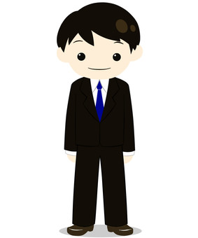 Male suit