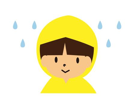 Rainy day (boy)
