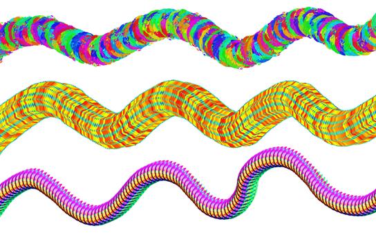 Color wave 2