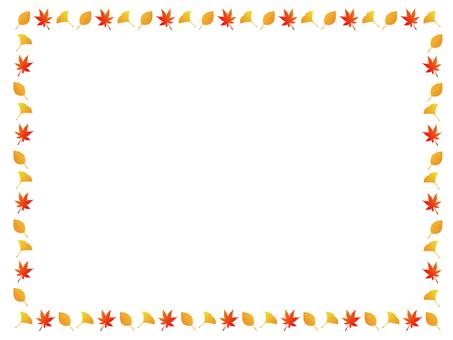 낙엽의 테두리 6