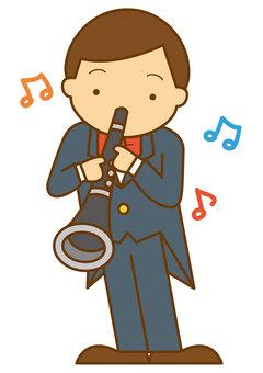Clarinet 4c