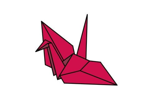 Folding crane A-2