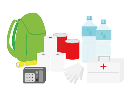 Disaster prevention goods