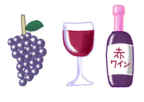 ワイン 素材集
