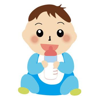 아기 우유