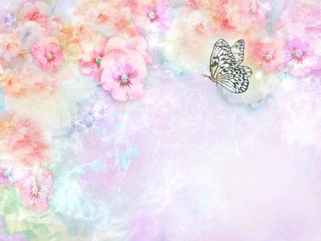 꽃 배경 화면