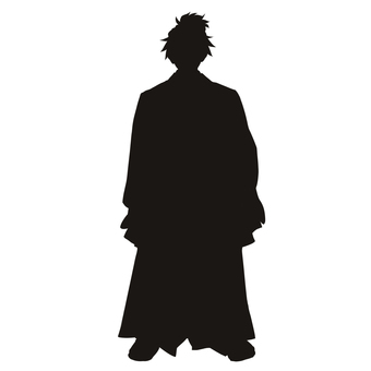 Samurai 1 (Silhouette)