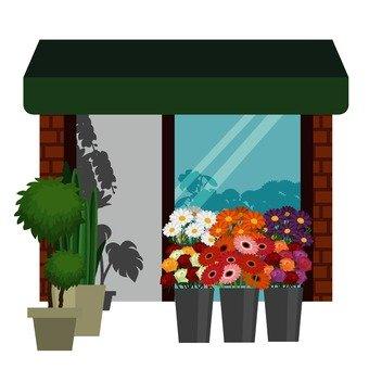 Florist's store 1