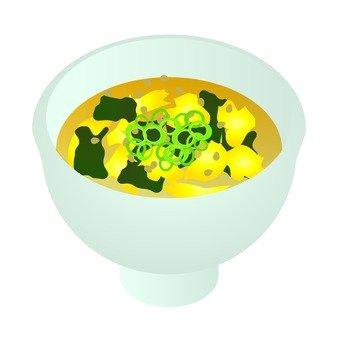 紫菜雞蛋湯