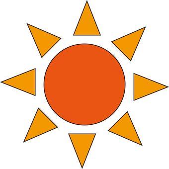 The sun -1