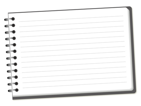 80. Notes, gray