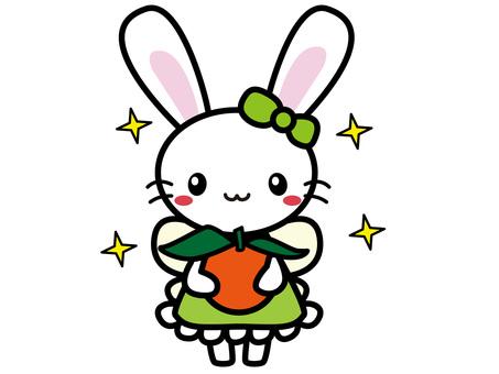 Aroma Usako (Tangerine)