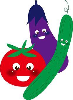 Summer ☆ vegetables