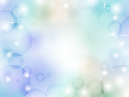 Glitter abstract background (blue)