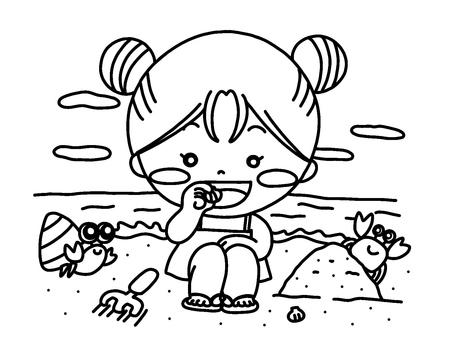 Play at the beach!