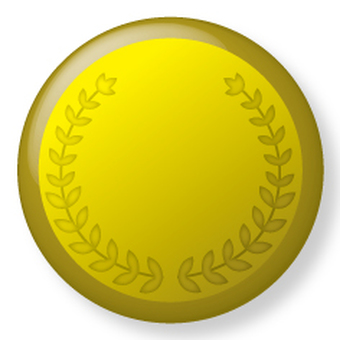 Gold coin -1 pattern