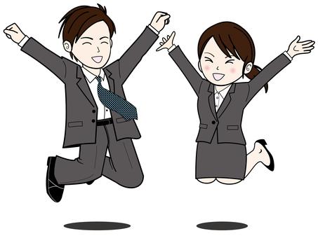 Suit _ Gender _ Jump