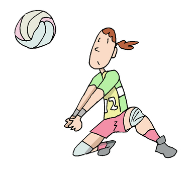 Volleyball ②