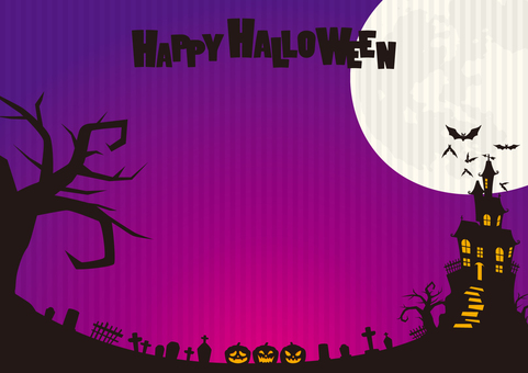 Halloween Material Background 02