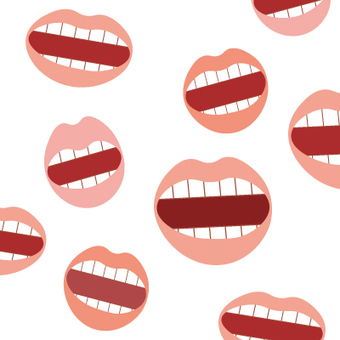Image about mouth
