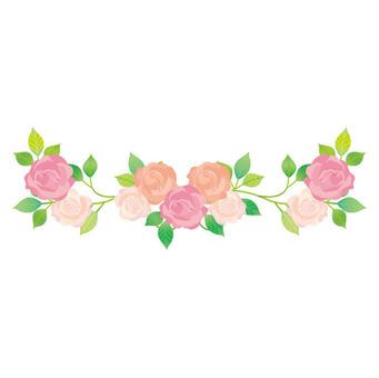 Rose's Garland Line
